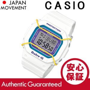 CASIO BABY-G カシオ ベビーG BGD-501-7B/BGD501-7B デジタル ホワイト/パープル レディース 腕時計|goody-online
