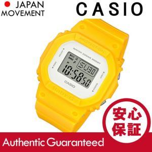 CASIO BABY-G カシオ ベビーG BGD-560CU-9/BGD560CU-9 デジタル イエロー/ホワイト レディース 腕時計|goody-online