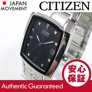 CITIZEN(シチズン) BM6550-58E Eco-Drive/エコドライブ ブラック ステンレス/SS メンズウォッチ 腕時計【あすつく】|goody-online