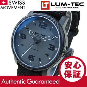 【世界限定ウォッチ】 LUM-TEC (ルミテック) Combat B39 Phantom 自動巻き スイス製 Ronda 515ムーブメン PVD ミリタリー 腕時計|goody-online
