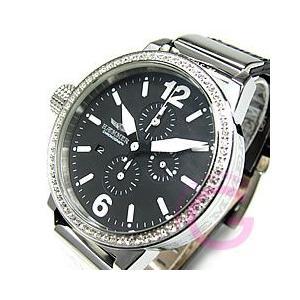 Haemmer (ヘンマー) DHC-01 XENIA クロノグラフ 45mm オーバーサイズウォッチ 腕時計|goody-online