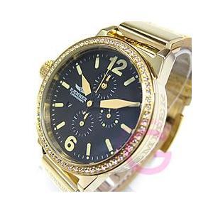 Haemmer (ヘンマー) DHC-17 NATALIA クロノグラフ 45mm オーバーサイズウォッチ 腕時計|goody-online