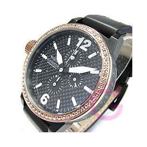 Haemmer (ヘンマー) DHC-21 MEDUSA  クロノグラフ 45mm オーバーサイズウォッチ 腕時計|goody-online