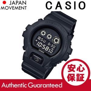 CASIO G-SHOCK カシオ Gショック DW-6900BB-1/DW6900BB-1 デジタル オールブラック メンズ 腕時計|goody-online