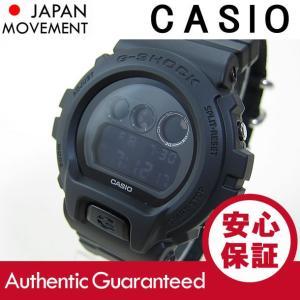 CASIO G-SHOCK(カシオ Gショック) DW-6900BBN-1/DW6900BBN-1 Military Black/ミリタリーブラック ナイロンベルト メンズウォッチ 腕時計 【あすつく】|goody-online