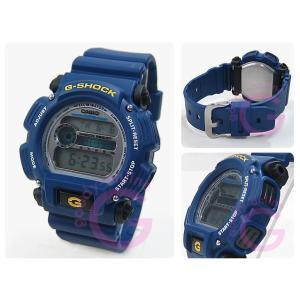 CASIO G-SHOCK(カシオ Gショック) DW-9052-2V/DW9052-2V 海外定番モデル デジタル ブルー メンズウォッチ 腕時計 goody-online 02