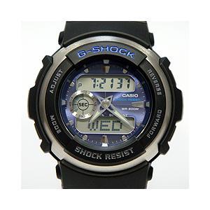 CASIO G-SHOCK カシオ Gショック G-SPIKE G スパイク G-300-2AV G300-2AV アナデジ メンズウォッチ 腕時計の商品画像|ナビ