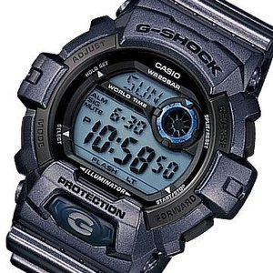 CASIO G-SHOCK(カシオ Gショック) G-8900SH-2/G8900SH-2 メタリックカラーズ ダイナミックタフデザイン ブルー メンズウォッチ 腕時計【あすつく】|goody-online