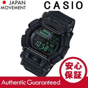 CASIO G-SHOCK カシオ Gショック GD-400MB-1/GD400MB-1 ミリタリーブラック デジタル マルチタイム ブラック メンズ 腕時計|goody-online