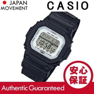 CASIO G-SHOCK カシオ Gショック GLS-5600CL-1/GLS5600CL-1 Gライド デジタル ミリタリー ブラック メンズ 腕時計|goody-online