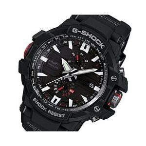 CASIO G-SHOCK(カシオ Gショック) GW-A1000-1A/GWA1000-1A SKY COCKPIT/スカイコックピット タフソーラー マルチバンド6 ブラック 腕時計