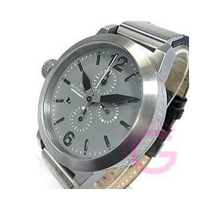 Haemmer (ヘンマー) HC45-28 MANHATTAN クロノグラフ オーバーサイズ 45mm メンズウォッチ 腕時計|goody-online