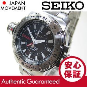 SEIKO (セイコ) SLT095 コンパス パーペチュアルカレンダー シルバー メンズウォッチ 腕時計 【あすつく】 goody-online