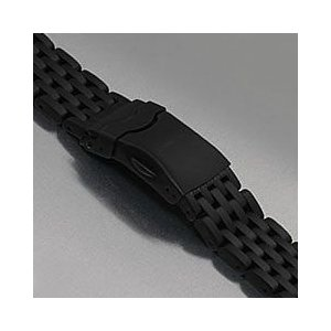 【22MM】 LUM-TEC (ルミテック) Combat B Autoモデル対応 316Lステンレス/PVD 純正 替えベルト 腕時計|goody-online