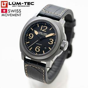 【100本限定生産】 LUM-TEC (ルミテック) M80 チタニウム 自動巻き スイス製ETA 2824-2ムーブメント採用 メンズ 腕時計|goody-online