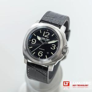 100本限定生産★ LUM-TEC/LUMTEC (ルミテック) M81 44MMケース 316Lステンレス 自動巻き スイス製ETA 2824-2ムーブメント メンズウォッチ 腕時計【あすつく】|goody-online