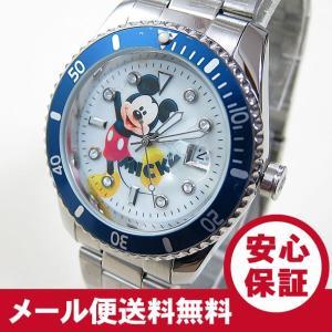 Disney (ディズニー) MCK1027 MICKEY/ミッキーマウス アナログ メタルベルト ストーン装飾 かわいい! ユニセックス 腕時計  【あすつく】|goody-online