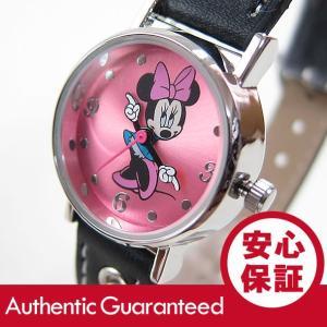 Disney (ディズニー) MCK535 MICKEY/ミッキーマウス ミニーマウス アナログ ピンク キッズ・子供 かわいい! レディースウォッチ 腕時計|goody-online