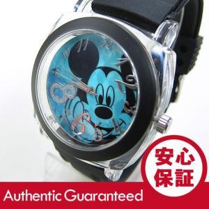 【大特価セール品】Disney (ディズニー) MCK831 MICKEY/ミッキーマウス ラバーベルト かわいい! レディースウォッチ 腕時計|goody-online