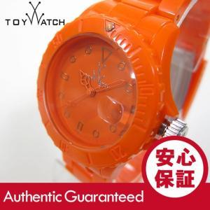 ToyWatch (トイウォッチ) MO06OR Monochrome 樹脂ベルト オレンジ ユニセックスウォッチ 腕時計|goody-online