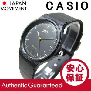 CASIO(カシオ) MQ-24-1E/MQ24-1E ベーシック アナログ ブラック メンズウォッ...