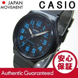 CASIO(カシオ) MQ-71-2B/MQ71-2B ベーシック アナログ ブルーインデックス キッズ・子供 かわいい! メンズ/ユニセックス チープカシオ 腕時計|goody-online