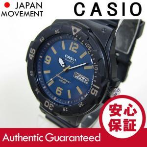 CASIO (カシオ) MRW-200H-2B3/MRW200H-2B3 スポーツ ミリタリー ブルー ペアモデル キッズ・子供 かわいい メンズ チープカシオ 腕時計|goody-online