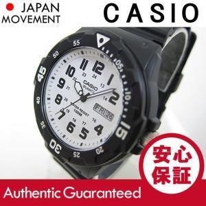 CASIO (カシオ) MRW-200H-7B/MRW-200-7B スポーツ ホワイトインデックス ペアモデル メンズウォッチ チープカシオ 腕時計 【あすつく】|goody-online