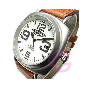 RETROWERK(レトレック) R009/R-009 自動巻き ETAムーブメント 蓄光ダイヤル メンズウォッチ 腕時計|goody-online