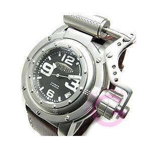 RETROWERK(レトレック) R013/R-013 自動巻き Miyotaムーブメント ピストンアーム ドイツ船舶モチーフ ブラックダイヤル メンズウォッチ 腕時計|goody-online