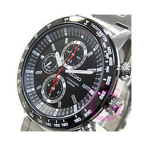 SEIKO (セイコー) SNDB73P1 アラームクロノグラフ メタルベルト メンズウォッチ 腕時計 【あすつく対応】|goody-online