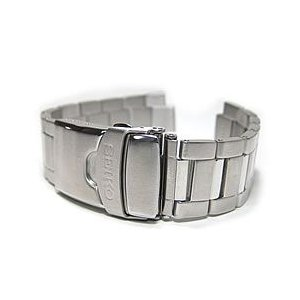 SEIKO5(セイコーファイブ) 型番:3399-BI SNZF81J1/SNZF79J1などのシリーズに対応 純正 SS/ステンレスベルト 替えベルト 腕時計用|goody-online