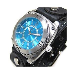 NEMESIS(ネメシス) Leather Cuff/レザーカフウォッチ STH012L アメリカンカジュアル メンズウォッチ 腕時計【あすつく】|goody-online