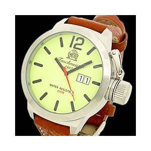 Tauchmeister 1937(トーチマイスター 1937) T0129 U-BOOT レトロダイバーズ ビッグデイト 文字盤蓄光 ドイツミリタリー メンズウォッチ 腕時計|goody-online