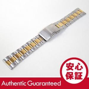 【ステンレスベルト 20MM/22MM SH003】 T2Nストラップ T2N-SH001 3連 ブラッシュ Dバックル ブレスレット バンド 替えベルト 腕時計|goody-online