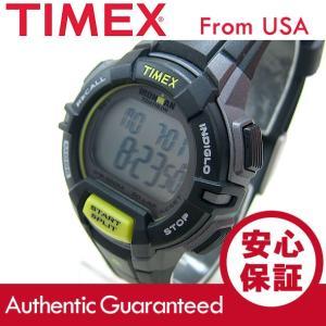 Timex (タイメックス) T5K809 IRONMAN 30-LAP/アイアンマン 30ラップ ラギッド デジタル ラバーベルト ブラック メンズウォッチ 腕時計 【あすつく】|goody-online