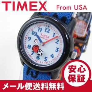 TIMEX (タイメックス) T75201 SPORT/スポーツ キッズ ナイロンベルト ボール キッズ・子供にオススメ! かわいい! キッズウォッチ 腕時計 【あすつく】|goody-online