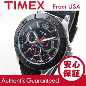 Timex (タイメックス) TW2P87500 Kaleidoscope Taft Street/カレイドスコープ タフト ストリート ラバーベルト メンズウォッチ 腕時計