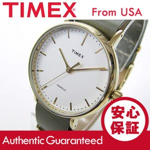Timex (タイメックス) TW2P98500 Weekender Fairfield /ウィークエンダー フェアフィールド 37mm ゴールド レディースウォッチ 腕時計|goody-online