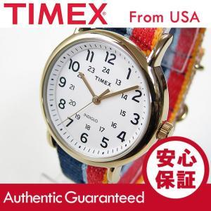 Timex (タイメックス) TW2R10100 Weekender/ウィークエンダー セントラルパーク フルサイズ マルチデニム メンズウォッチ 腕時計 【あすつく】|goody-online