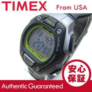 TIMEX (タイメックス) TW5K89800 IRONMAN 30-LAP/アイアンマン 30ラップ デジタル ナイロンベルト ブラック ユニセックスウォッチ 腕時計 【あすつく】|goody-online