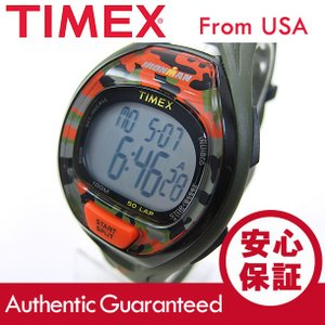 TIMEX (タイメックス) TW5M01200 IRONMAN SLEEK 50/アイアンマン スリーク 50ラップ デジタル ラバーベルト カモ 迷彩 メンズウォッチ 腕時計【あすつく】|goody-online