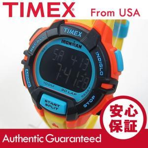 TIMEX (タイメックス) TW5M02300 IRONMAN 30-LAP/アイアンマン 30ラップ ラギッド デジタル ラバーベルト メンズウォッチ 腕時計【あすつく】|goody-online