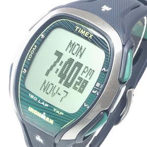 TIMEX/タイメックス  TW5M09800 IRONMAN SLEEK 150/アイアンマン スリーク 150ラップ タップスクリーン メンズウォッチ 腕時計 【あすつく】|goody-online