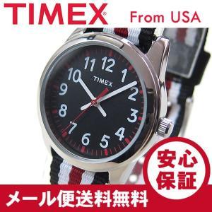 TIMEX (タイメックス) TW7C10200 TIMEX KIDS/タイメックスキッズ ナイロンベルト キッズ・子供にオススメ! かわいい! キッズウォッチ 腕時計 【あすつく】|goody-online