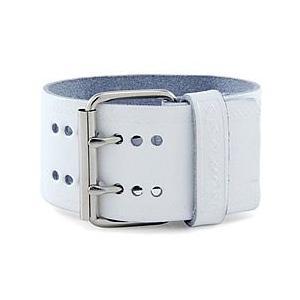 【ラグ幅:18-20mm対応】NEMESIS(ネメシス)WGHST Leather Cuff/レザーカフ付け替えベルト アメリカンカジュアル 腕時計替えバンド/ベルト|goody-online