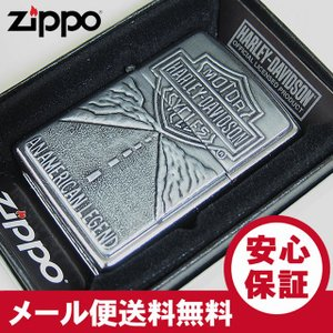 ZIPPO(ジッポー) 20229 HARLEY DAVIDSON/ハーレーダビッドソン Street Chrome/ストリートクローム FULL SIZE ZIPPO LIGHTER/ジッポライター 【あすつく】|goody-online
