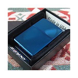 ZIPPO(ジッポー)20446 Sapphire Blue/サファイアブルー FULL SIZE ZIPPO LIGHTER/ジッポライター 【あすつく】|goody-online