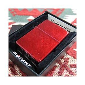 ブランド名:ZIPPO(ジッポー) / 商品名:21063 Candy Apple Red/キャンデ...