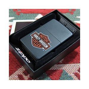 ZIPPO(ジッポー) 218HD H252 HARLEY DAVIDSON/ハーレーダビッドソン Black Matte/マットブラック FULL SIZE ZIPPO LIGHTER/ジッポライター 【あすつく】|goody-online